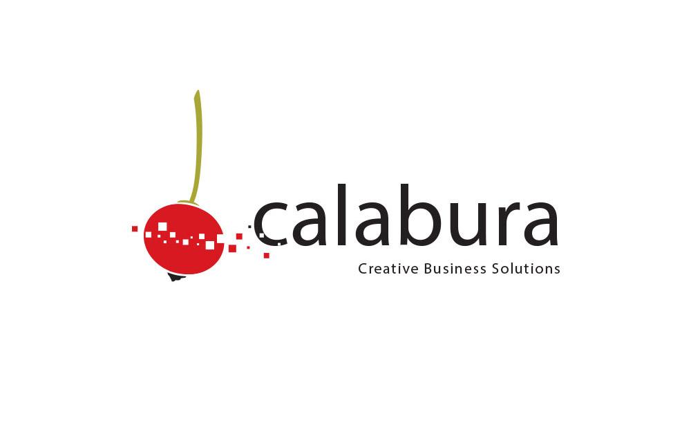 Calabura logo. A genus of plants in the family Muntingiaceae.