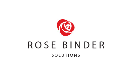 Red rose icon with the name of Rose Binder beneath it.