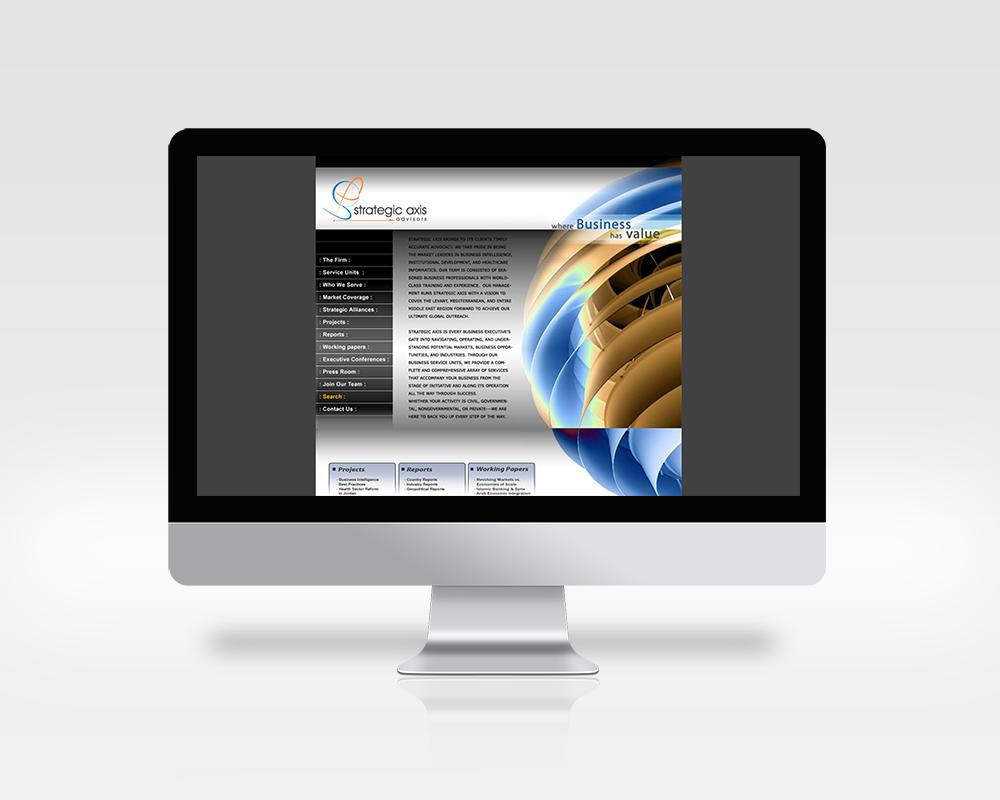 Mockup for a desktop user interface.